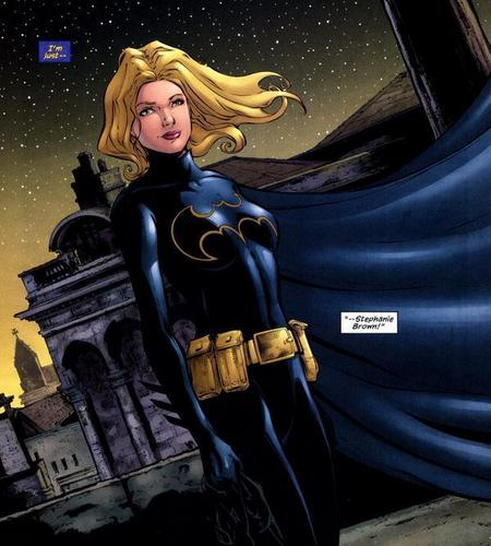 Batgirl ( Stephanie Brown)