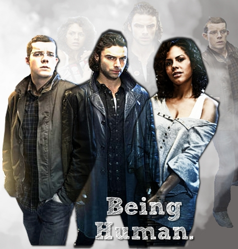 Being Human Cast.