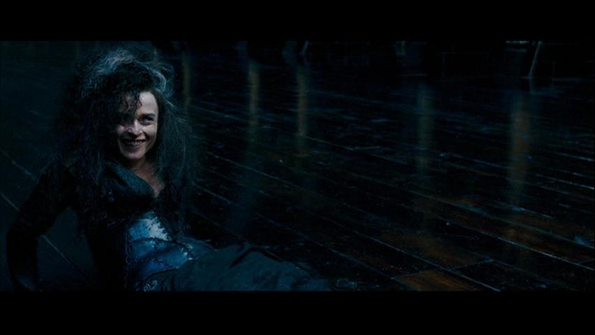 Bellatrix in OotP