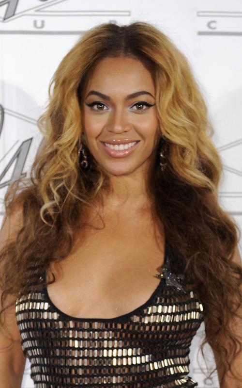 Beyoncé at the 40/40 Club party (March 2)