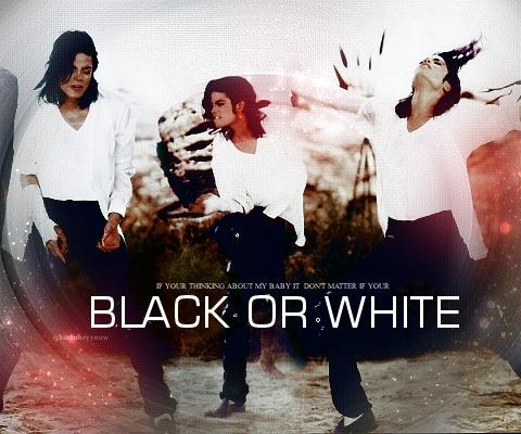 Black или white