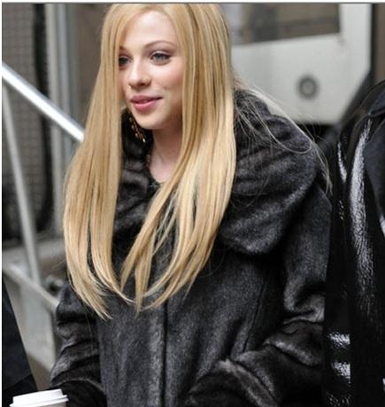 Blonde Georgie