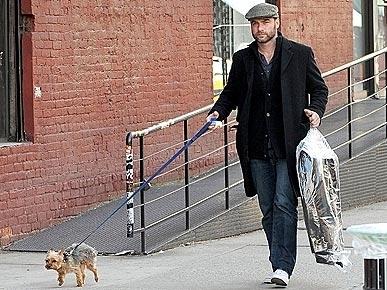 Bob Taking 'His' Human on an Errand