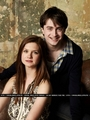 Bonnie Wright  Daniel Radcliffe Emma Watson and Rupert Grint at Entertainment Weekly,2009 - harry-potter photo