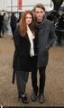 Bonnie Wright at Fashion 显示 2010