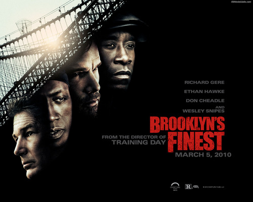 films fond d'écran titled Brooklyn's Finest