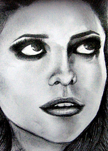 Buffy Drawing