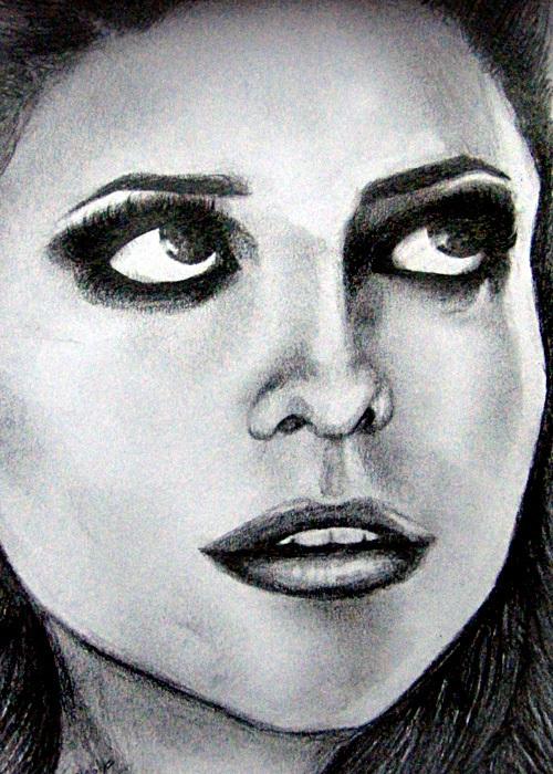 Buffy Drawing