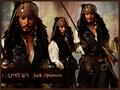 pirates-of-the-caribbean - Captain Jack Sparrow wallpaper