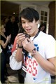 Cassie Scerbo & Booboo Stewart Get Gifting Goodies - twilight-series photo