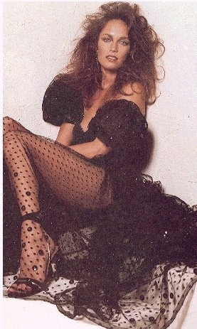 Catherine Bach modeling