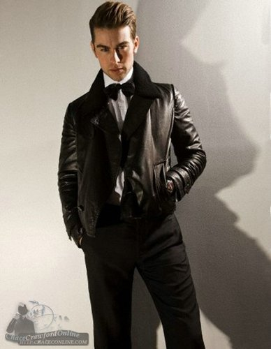 Chace Crawford - Tony Duran Photoshoot