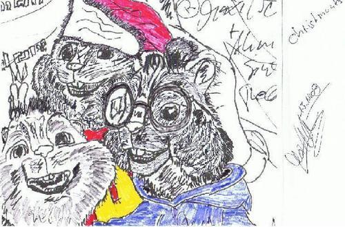 圣诞节 Card!