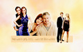 gossip-girl - Chuck/Blair and Nate/Serena Wallpaper wallpaper