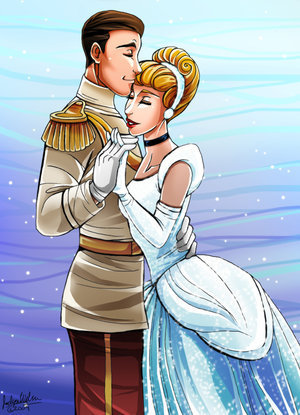 Cenerentola and Prince Charming
