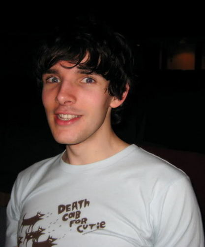 Colin morgan Hintergrund titled Colin