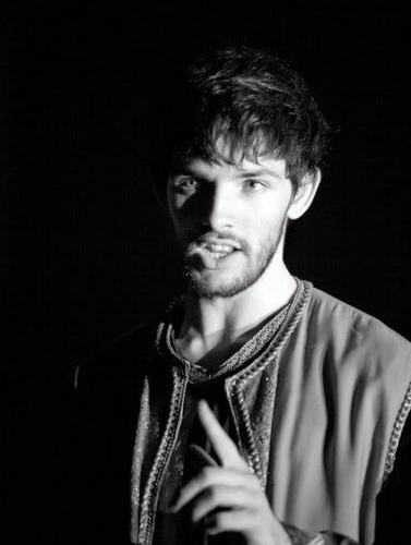 Colin Morgan wallpaper entitled Colin on the Stage