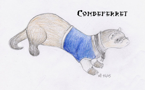 Combeferret