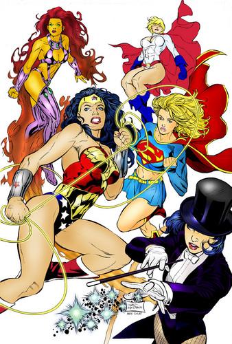 DC Femme Fatales