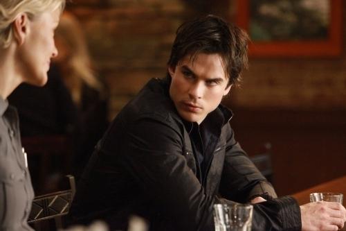 Damon/Elena - Episode 1.15 - A Few Good Men - Promotional фото