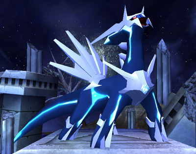 Legendary Pokemon wallpaper titled Dialga wallpaper