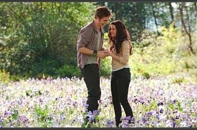 Edward and Bella <3 - eclipse-movie photo