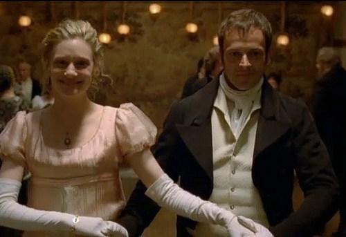 Emma & George Knightly dance