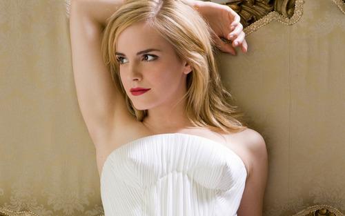 Emma Watson Blonde