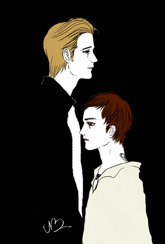 Eric and Godric - eric-northman Fan Art
