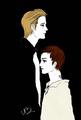 Eric and Godric