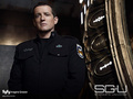 Everett Young  - stargate-universe wallpaper