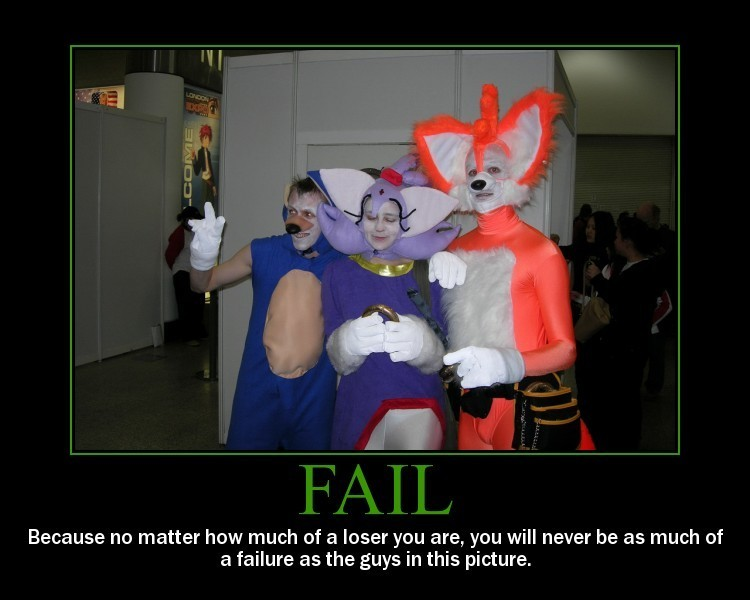 Porn failures