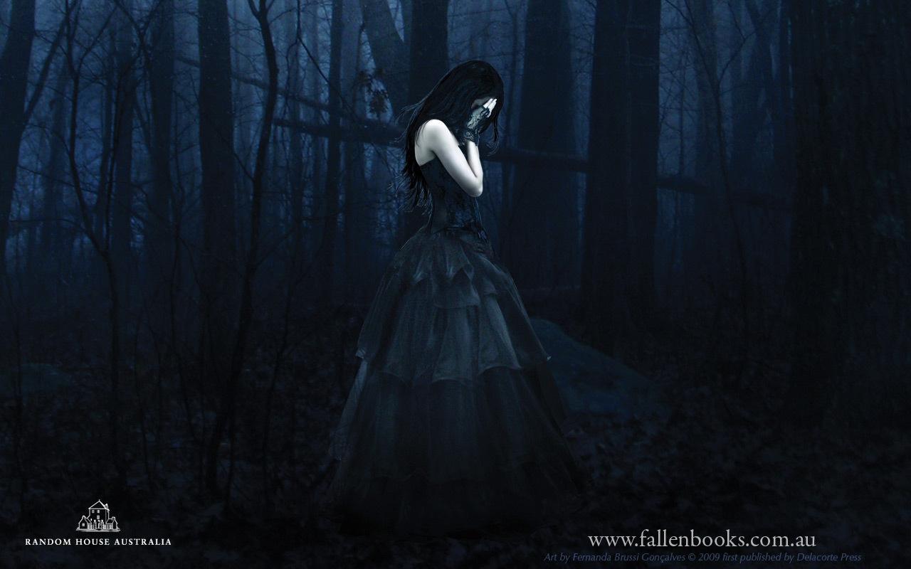 Fallen - Fallen by Lauren Kate Wallpaper (10719589) - Fanpop