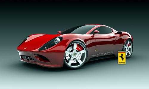 Ferrari Dino Concept Car