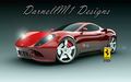 Ferrari Dino Concept Wallpaper - ferrari wallpaper