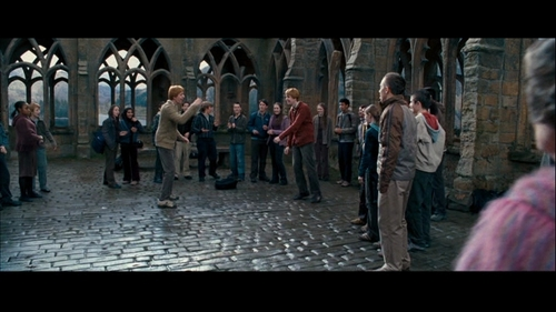 Fred & George in OotP - fred-and-george-weasley Screencap