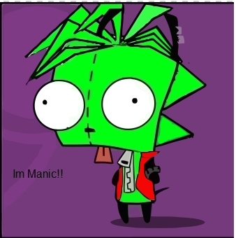 ГИР as manic