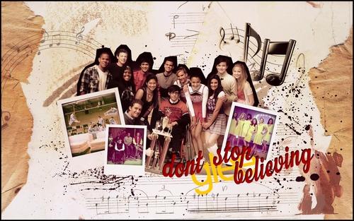 Glee Cast Hintergrund