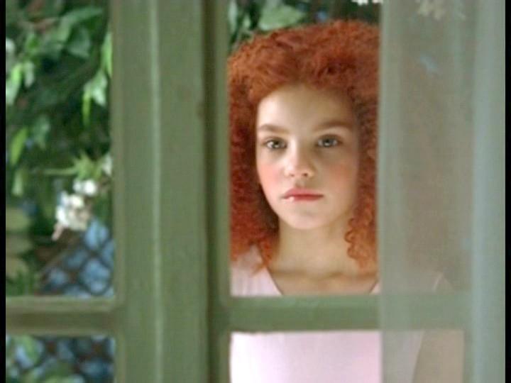 Glenda window stare