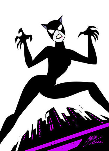 Gotham Girls Comics: Catwoman