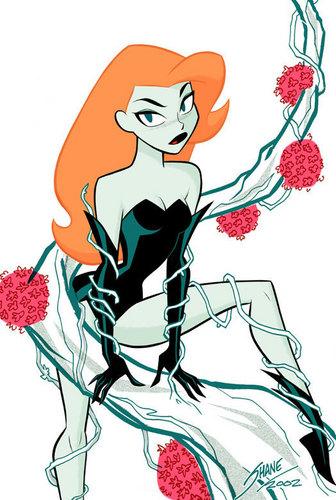 Gotham Girls Comics: Poison Ivy