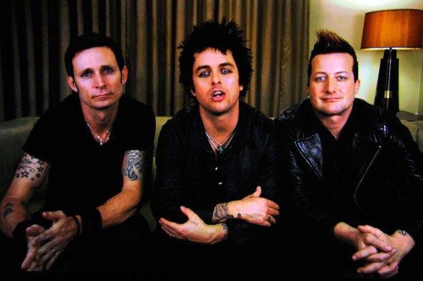Green Day for Spike TV's 7th Annual Video Game Awards 2009
