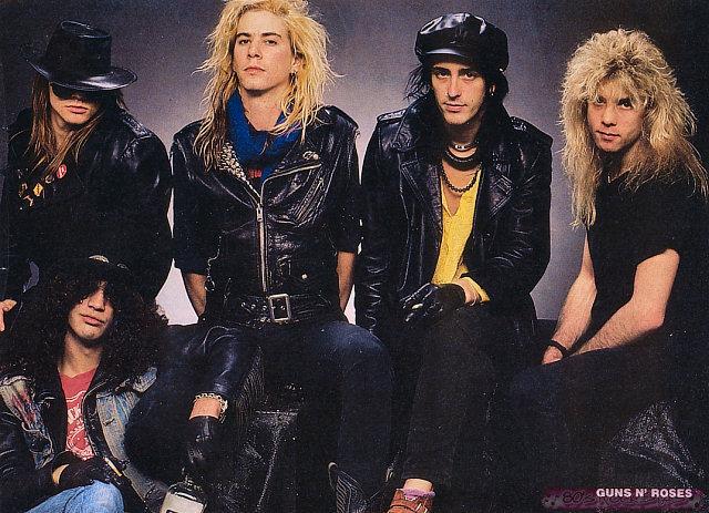 guns n roses. Guns N#39; Roses