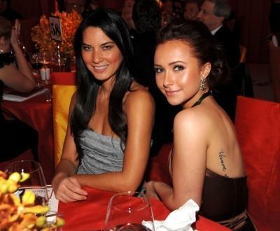 Hayden @ 2010 Oscars AfterParty