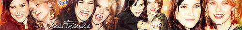 Hilarie and Sophia banner <3
