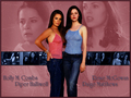 charmed - Holly alias Piper&amp;Rose alias Paige wallpaper