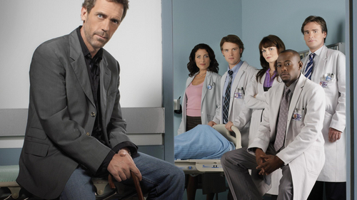House MD HQ kertas dinding