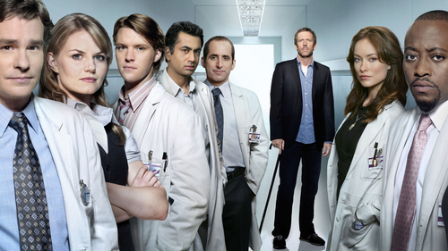 House MD HQ پیپر وال