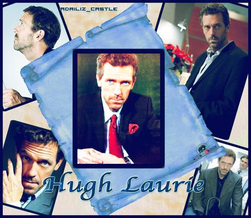 Hugh Cute Laurie