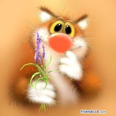 I HUMBLY give Du ALL Blumen :)